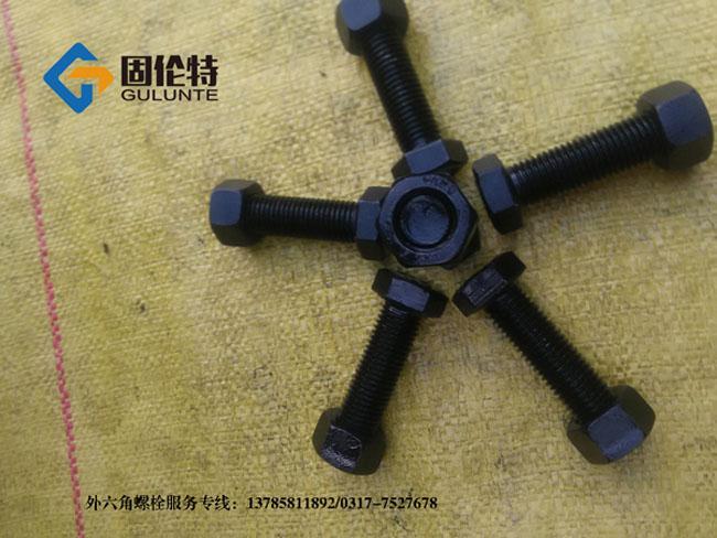 35CrMoA外六角螺栓规格尺寸表